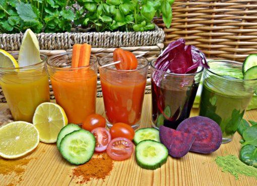 Czym różni się sok, nektar i napój?