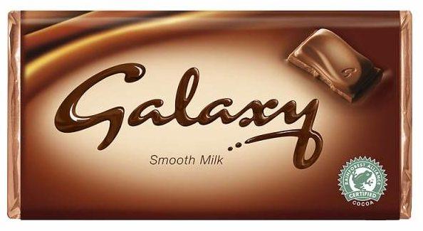 galaxy czekolada mleczna