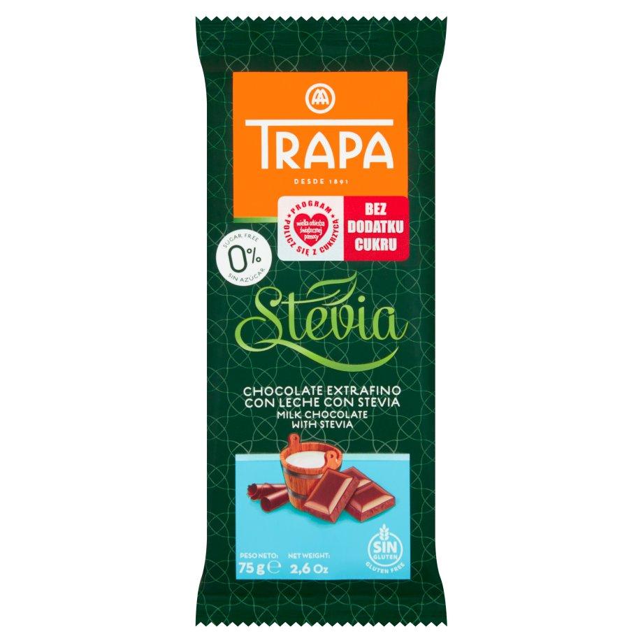 czekolada mleczna bez cukru