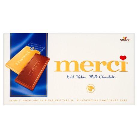 czekolada mleczna merci