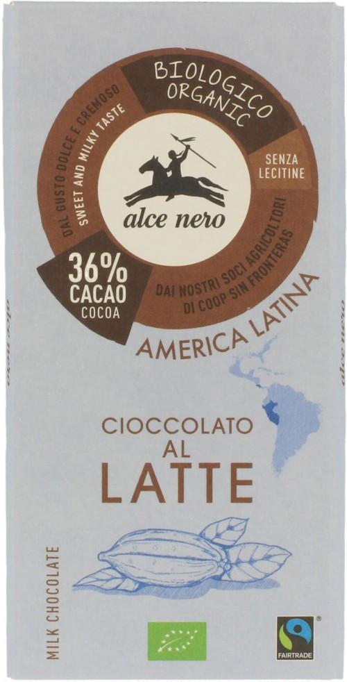 czekolada mleczna