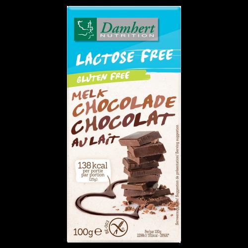 czekolada mleczna bez laktozy