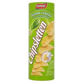 Chipsletten Zielona cebulka