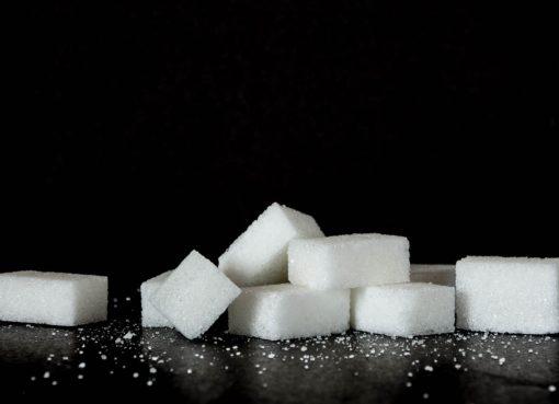 cukier biały słodycze