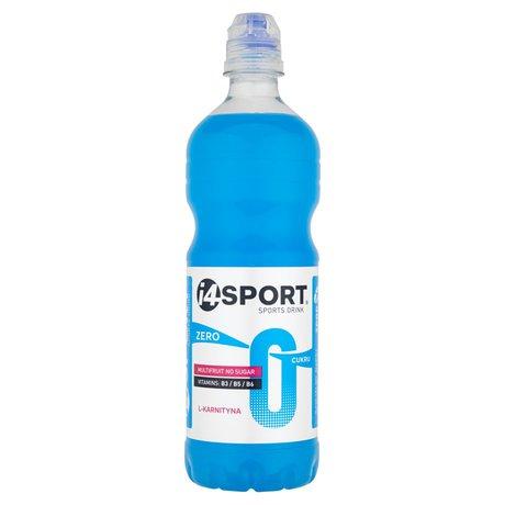 I4Sport - Zero Multifruit napój niegazowany
