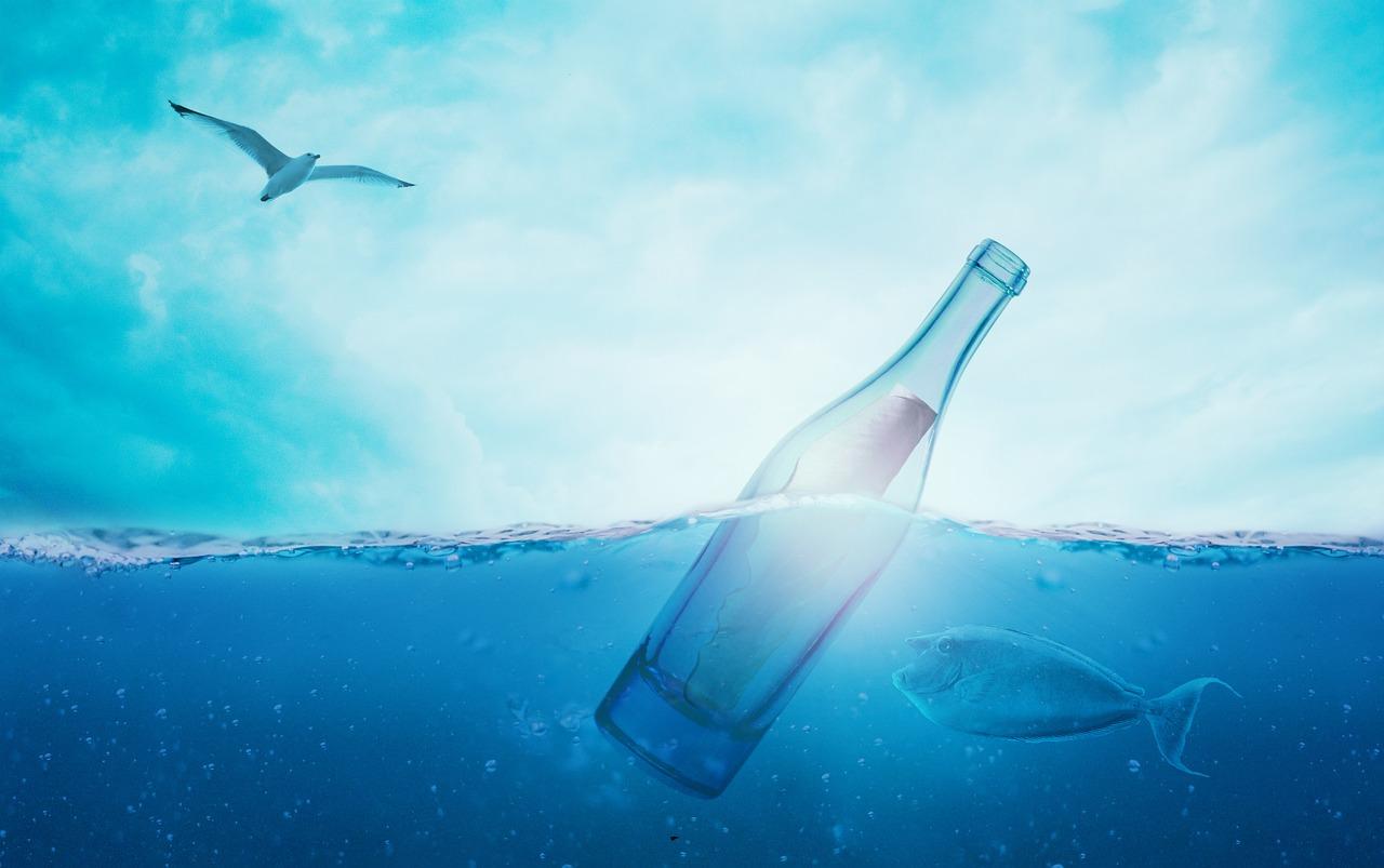 woda z butelki