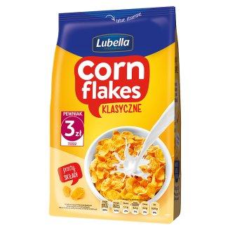 Lubella Corn Flakes Klasyczne Płatki kukurydziane 300 g