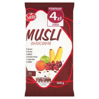 Sante Musli owocowe 500 g