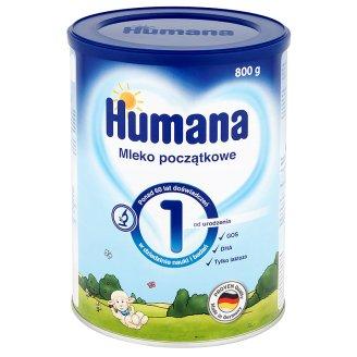 humana mleko