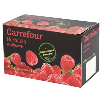 Carrefour Herbatka malinowa