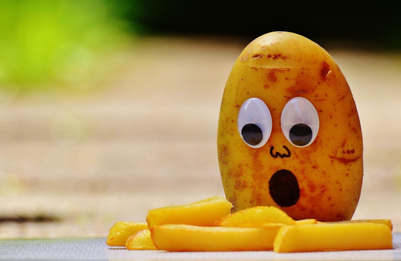 ziemniak frytki