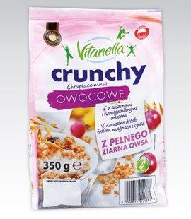 crunchy owocowe