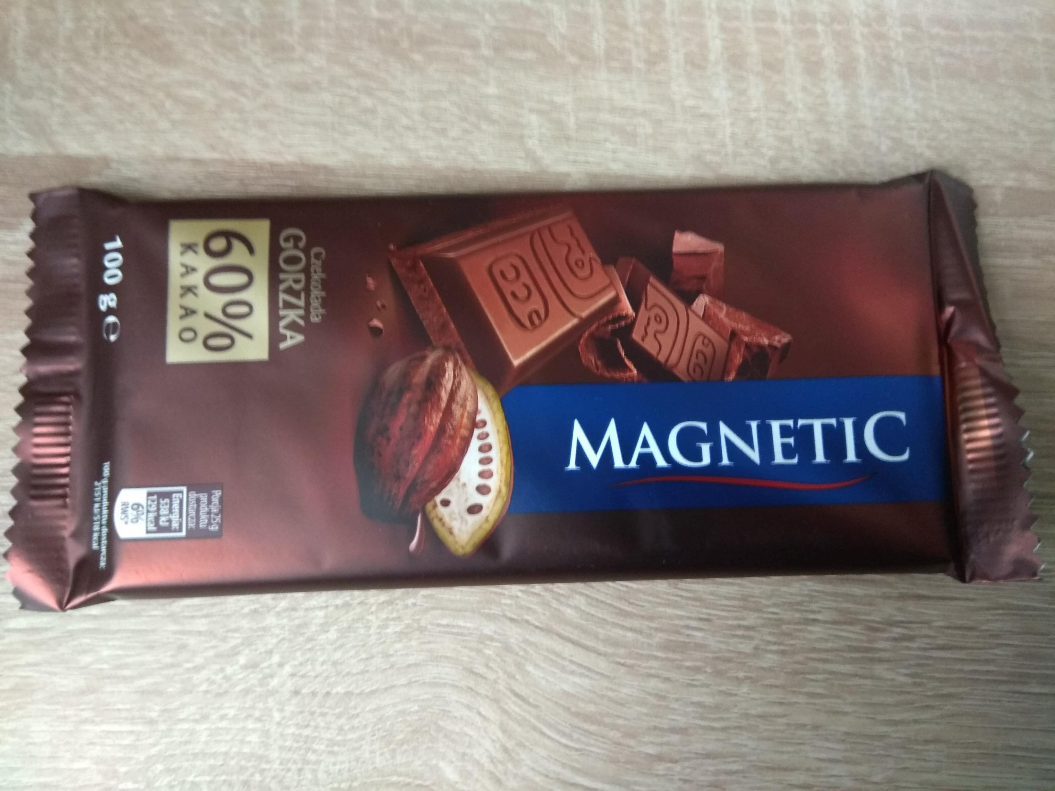 czekolada magnetic