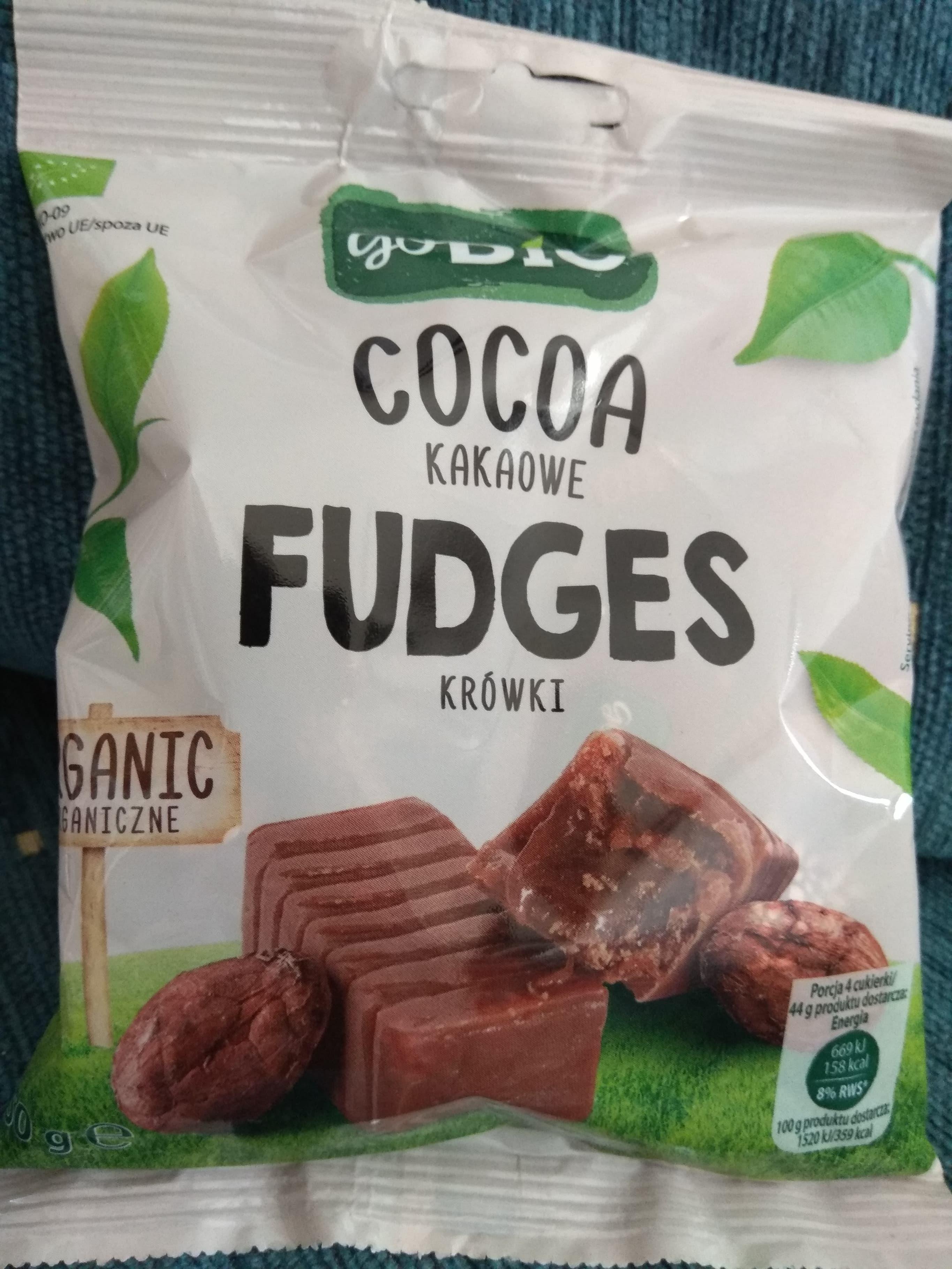 krówki kakaowe
