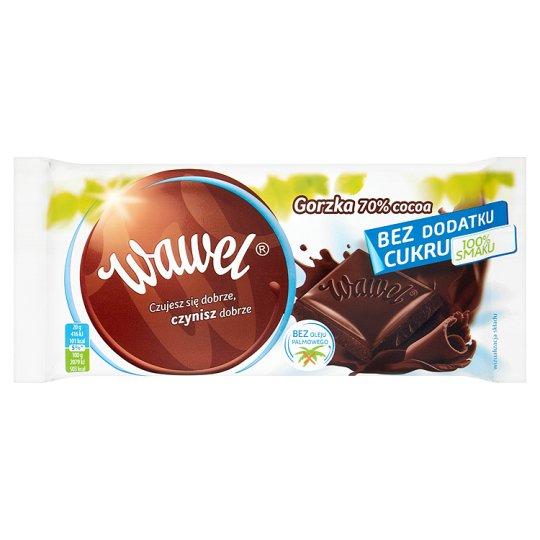wawel bez cukru