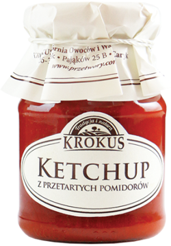 krokus ketchup