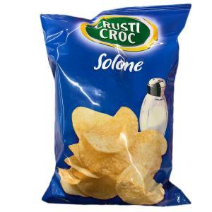 Crusti Croc, chipsy solone (Lidl)