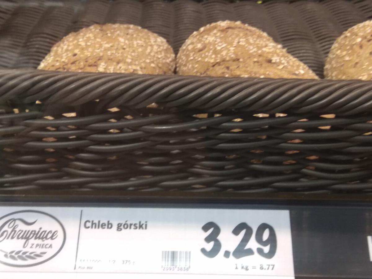 chleb górski lidl