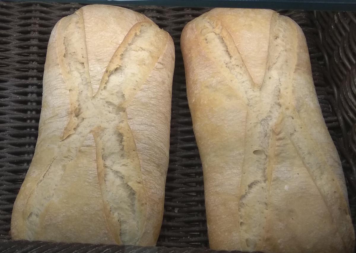 chleb typu włoskiego lidl