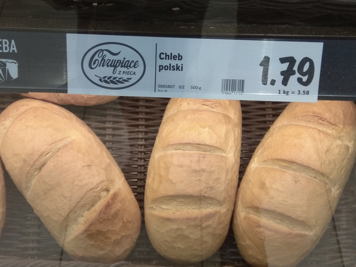 chleb polski lidl