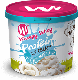 WHOOPY WHEY Coconello Lody proteinowe