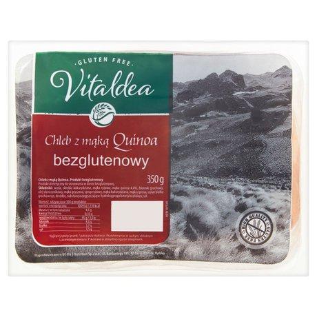 Vitaldea - Chleb z mąką Quinoa bezglutenowy