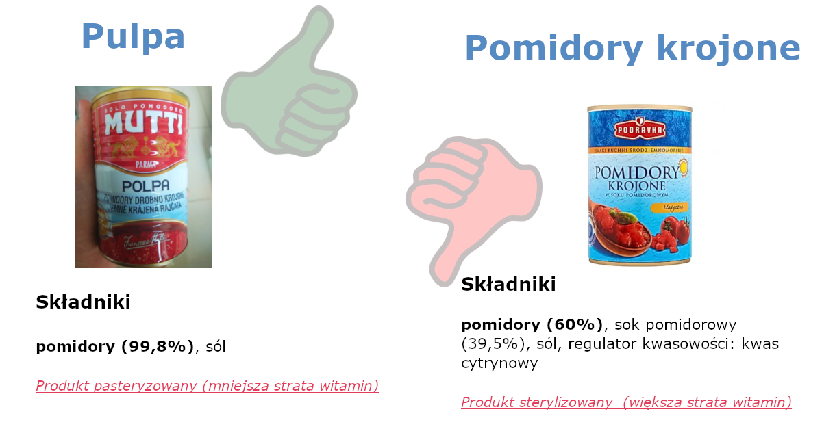 Pulpa Pomidorowa A Przecier Pulpa Mutti Ocena Produktu