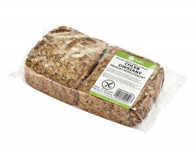 bezglutenowy chleb owsiany putka