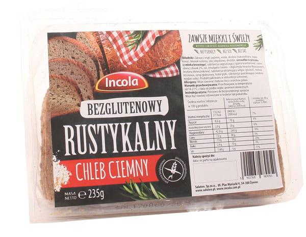 chleb rustykalny