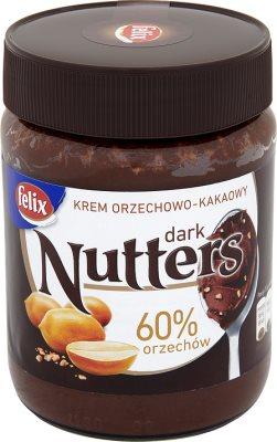 Felix Dark Nutters krem orzechowo-kakaowy