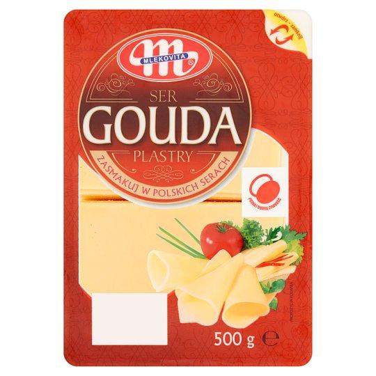 mlekovita ser gouda