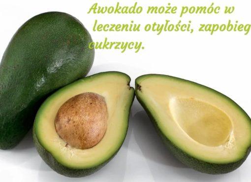 awokado a cukrzyca