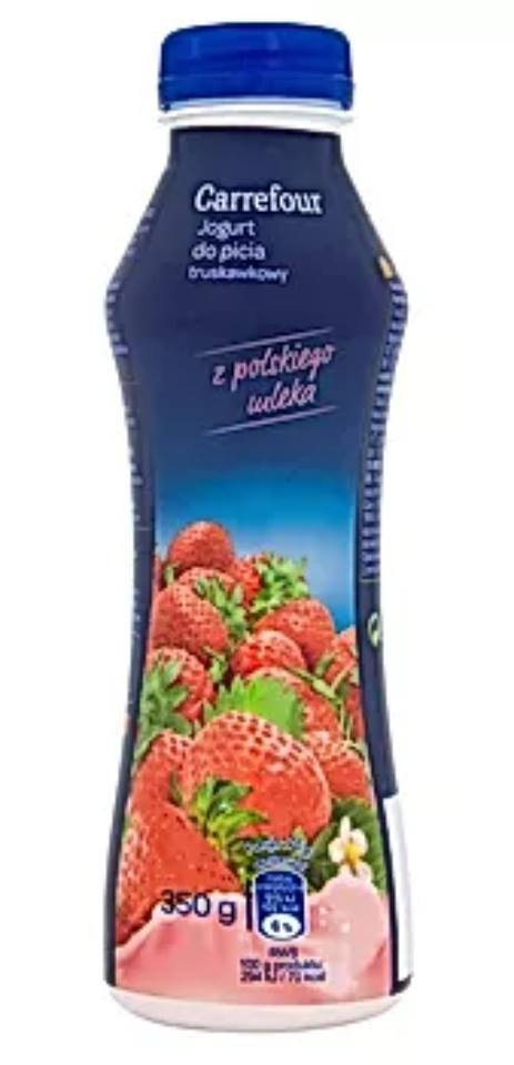 jogurt carrefour